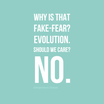 Irritation Of Evolutionary Caused Fears