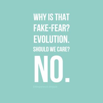 Irritation Of Evolutionary Caused Fears