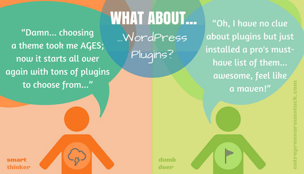 Set up WordPress plugins