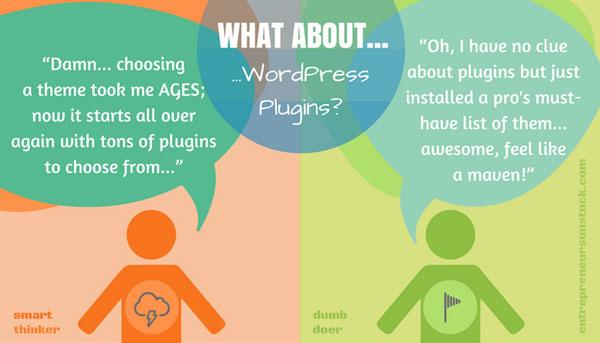 Set up WordPress plugins