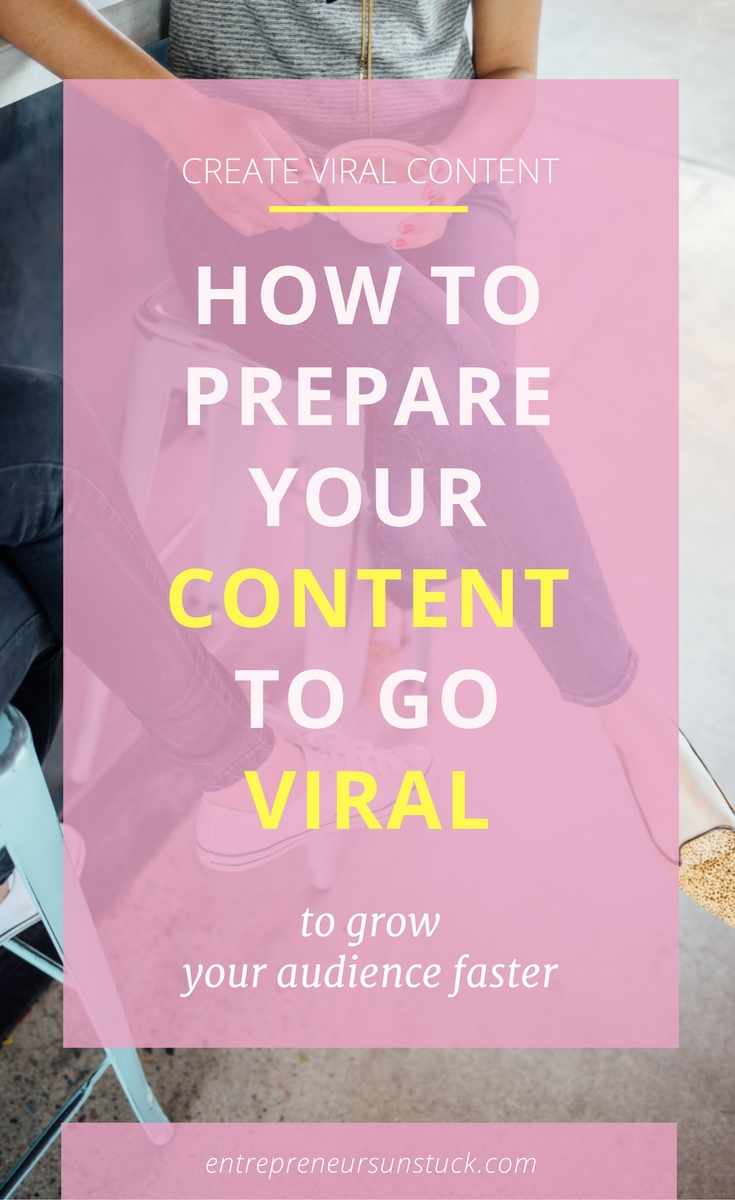 Are you a blogger or entrepreneur struggling to get people to share your content? Maybe your posts lack some of the major ingredients of viral content. Check them out here!