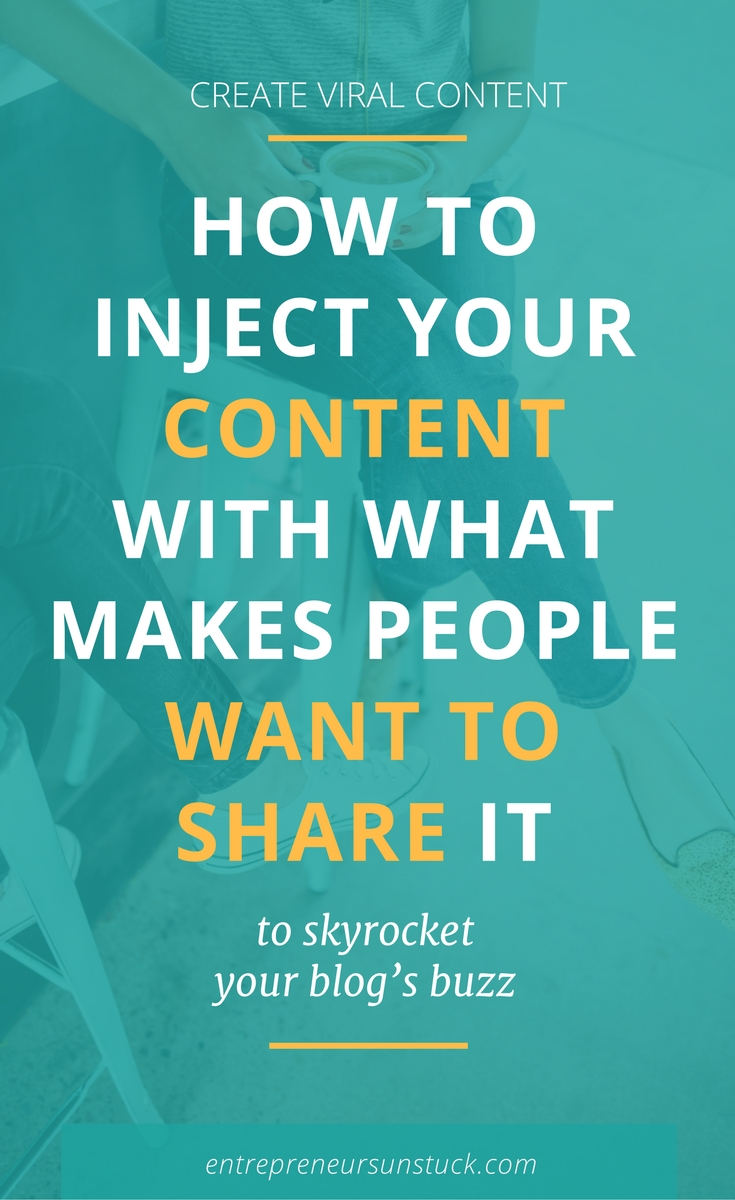 Looking for a way to get more people to share your content? Here's your recipe to turn your posts into viral content and make your audience want to come back for more!