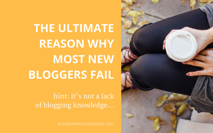 Blogging For Beginners: Why Untreated Mindset Issues Make Newbies Fail by Default