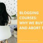 Professional Blogging Courses