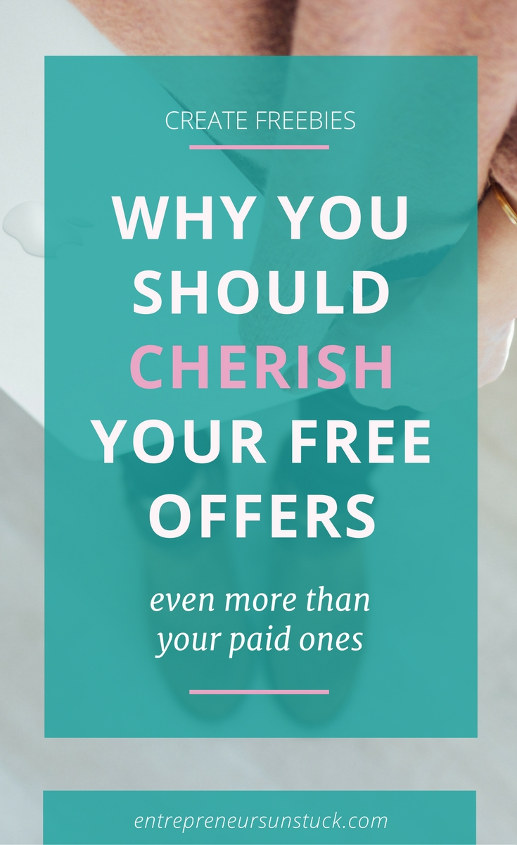 Is it really worth it to put so much work and time in creating all your freebies, content upgrades, lead magnets? It's not only worth it - your successful blog monetization depends on it, here's why!