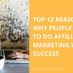 Avoid These Mistakes To Do Affiliate Marketing With Success